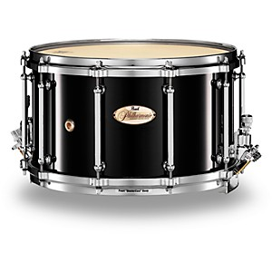 Pearl-Philharmonic-6-Ply-Maple-Snare-Drum-High-Gloss-Piano-Black-14x4