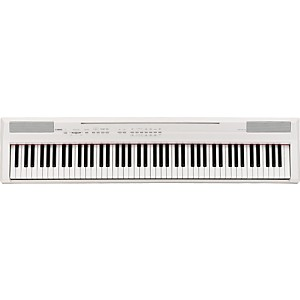 Yamaha-P-105-88-Note-Digital-Piano-White