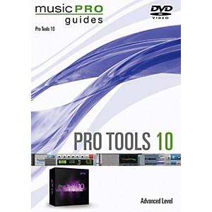 Hal-Leonard-Pro-Tools-10-Advanced-Level-Music-Pro-Guide-Series-DVD-Standard