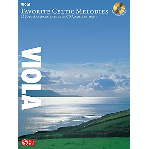 Hal-Leonard-Favorite-Celtic-Melodies-For-Viola-Book-CD-Standard
