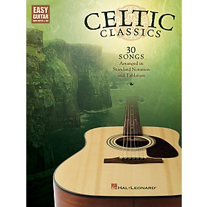 Hal-Leonard-Celtic-Classics---Easy-Guitar-With-Tab-Standard