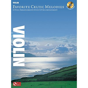 Hal-Leonard-Favorite-Celtic-Melodies-For-Violin-Book-CD-Standard