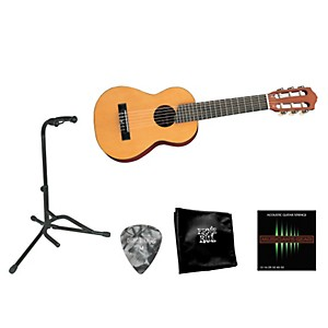 Yamaha-Beginner-1-2-Scale-Nylon-Guitarlele-Bundle-Natural