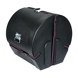 Humes---Berg-Enduro-Bass-Drum-Case-with-Foam-Black-18x20