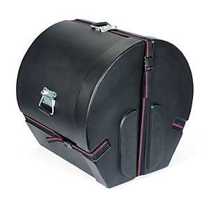 Humes---Berg-Enduro-Bass-Drum-Case-Black-16x22