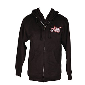 Fender-Dove-Zip-up-Hoodie-Black-Small