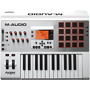 M-Audio-Axiom-AIR-25-Midi-Controller-Standard