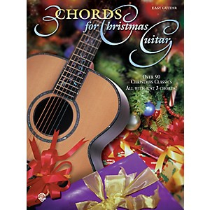 Alfred-Chords-for-Christmas-Guitar-Easy-Guitar-Book-Standard