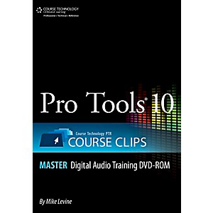 Course-Technology-PTR-Pro-Tools-10-Course-Clips-Master-DVD-Standard