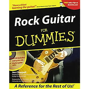 Mel-Bay-Rock-Guitar-for-Dummies--Book-CD-Set-Standard