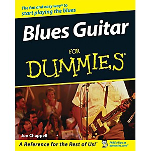 Mel-Bay-Blues-Guitar-For-Dummies--Book-CD-Set-Standard