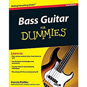 Mel-Bay-Bass-Guitar-for-Dummies--2nd-Edition-Book-CD-Set-Standard
