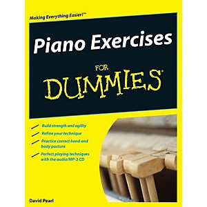 Mel-Bay-Piano-Exercises-for-Dummies--Book-CD-Set-Standard