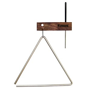 TreeWorks-Studio-Grade-Triangle-with-Beater---Holder-10-Inch