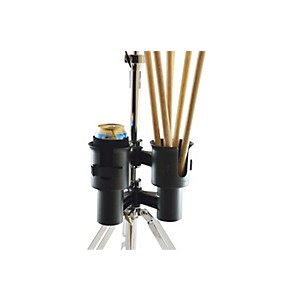 RoboCup-Patented-Portable-Musician-Drink-Caddy-and-Drum-Stick-Holder-Black