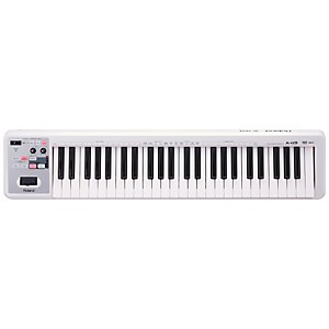 Roland-A-49-MIDI-Keyboard-Controller-White