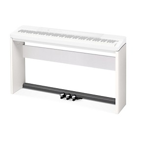 Casio-Stand-and-3-Pedal-Bundle-for-Privia-PX-150---PX-350-Keyboards-White