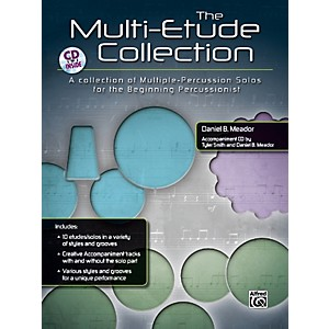 Alfred-The-Multi-Percussion-Etude-Collection-Book---CD-Standard