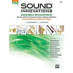 Alfred-Sound-Innovations-Concert-Band-Ensemble-Development-Flute-Book-Standard