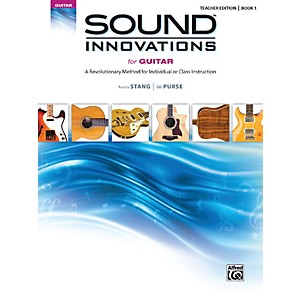 Alfred-Sound-Innovations-for-Guitar-Book-1-Teacher-Edition-Standard