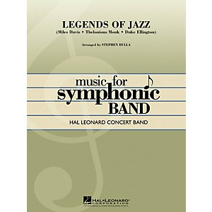 Hal-Leonard-Legends-Of-Jazz---Hal-Leonard-Concert-Band-Series-Level-4-Standard