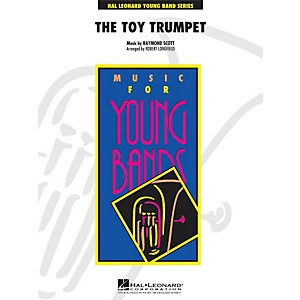 Hal-Leonard-Toy-Trumpet--Trumpet-Solo-and-Section-Feature----Young-Concert-Band-Series-Level-3-Standard