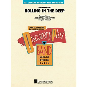Hal-Leonard-Rolling-In-The-Deep---Discovery-Plus--Band-Series-Level-2-Standard