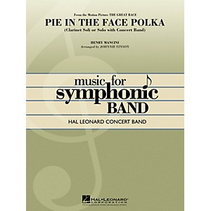 Hal-Leonard-Pie-In-The-Face-Polka--Clarinet-Section-Feature----Hal-Leonard-Concert-Band-Series-Level-4-Standard
