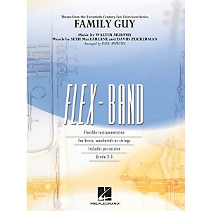Hal-Leonard-Family-Guy--Theme----Flex-Band-Series-Standard