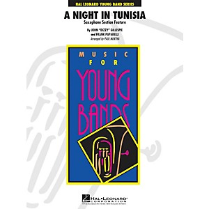 Hal-Leonard-A-Night-In-Tunisia--Saxophone-Section-Feature----Young-Band-Series-Level-3-Standard