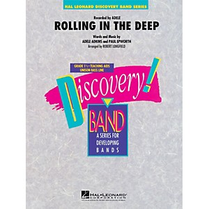 Hal-Leonard-Rolling-In-The-Deep---Discovery--Concert-Band-Level-1-5-Standard