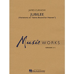Hal-Leonard-Jubilee--Variations-on-Saints-Bound-for-Heaven----Music-Works-Series-Grade-3-Standard