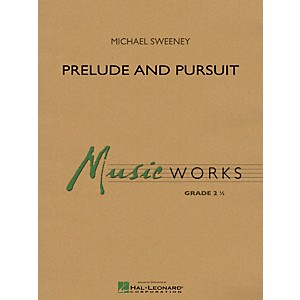 Hal-Leonard-Prelude-And-Pursuit---Music-Works-Series-Grade-2-Standard
