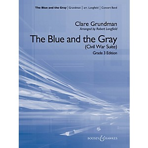 Hal-Leonard-The-Blue-And-The-Gray--Young-Band-Edition----Boosey---Hawkes-Concert-Band-Level-3-Standard