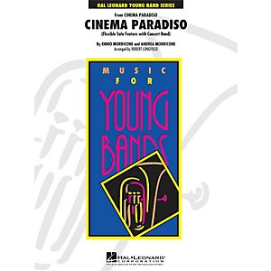 Hal-Leonard-Cinema-Paradiso--Flexible-Solo-Feature-With-Band----Young-Band-Series-Level-3-Standard