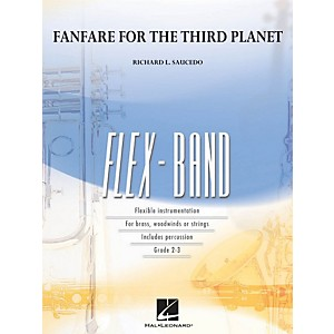 Hal-Leonard-Fanfare-For-The-Third-Planet---Flex-Band-Series-Standard