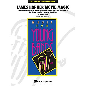 Hal-Leonard-James-Horner-Movie-Magic---Young-Band-Series-Level-3-Standard