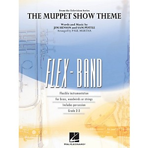 Hal-Leonard-The-Muppet-Show-Theme---Flex-Band-Series-Standard