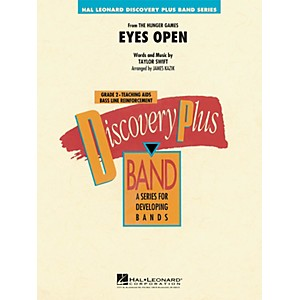 Hal-Leonard-Eyes-Open--From-Hunger-Games----Discovery-Plus--Band-Series-Level-2-Standard