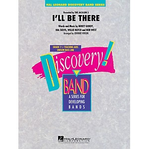 Hal-Leonard-I-ll-Be-There---Discovery--Band-Level-1-5-Standard