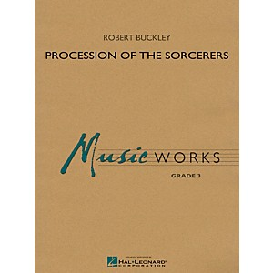 Hal-Leonard-Procession-Of-The-Sorcerers---Music-Works-Series-Grade-3-Standard