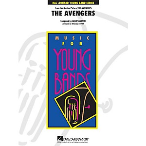 Hal-Leonard-The-Avengers---Young-Band-Series-Level-3-Standard