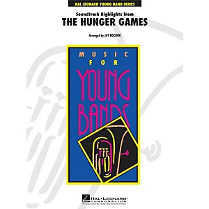 Hal-Leonard-The-Hunger-Games-Soundtrack-Highlights---Young-Band-Series-Level-3-Standard