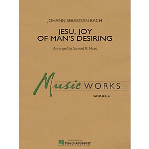 Hal-Leonard-Jesu--Joy-Of-Man-s-Desiring---Music-Works-Series-Grade-2-Standard