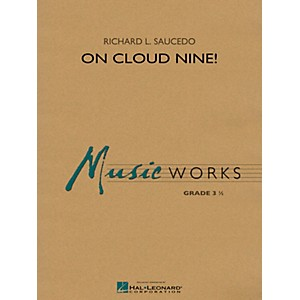 Hal-Leonard-On-Cloud-Nine----Music-Works-Series-Grade-3-Standard