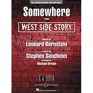 Hal-Leonard-Somewhere--From-West-Side-Story----Discovery-Plus--Band-Series-Level-2-Standard