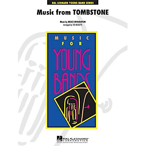 Hal-Leonard-Music-From-Tombstone---Young-Concert-Band-Series-Level-3-Standard