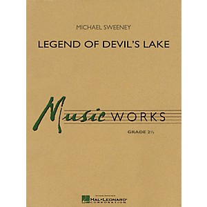 Hal-Leonard-Legend-Of-Devil-s-Lake---Music-Works-Series-Grade-2-Standard