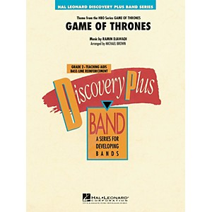 Hal-Leonard-Game-Of-Thrones---Discovery-Plus--Band-Series-Level-2-Standard