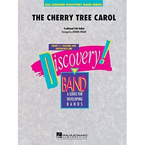 Hal-Leonard-The-Cherry-Tree-Carol---Discovery--Band-Level-1-5-Standard